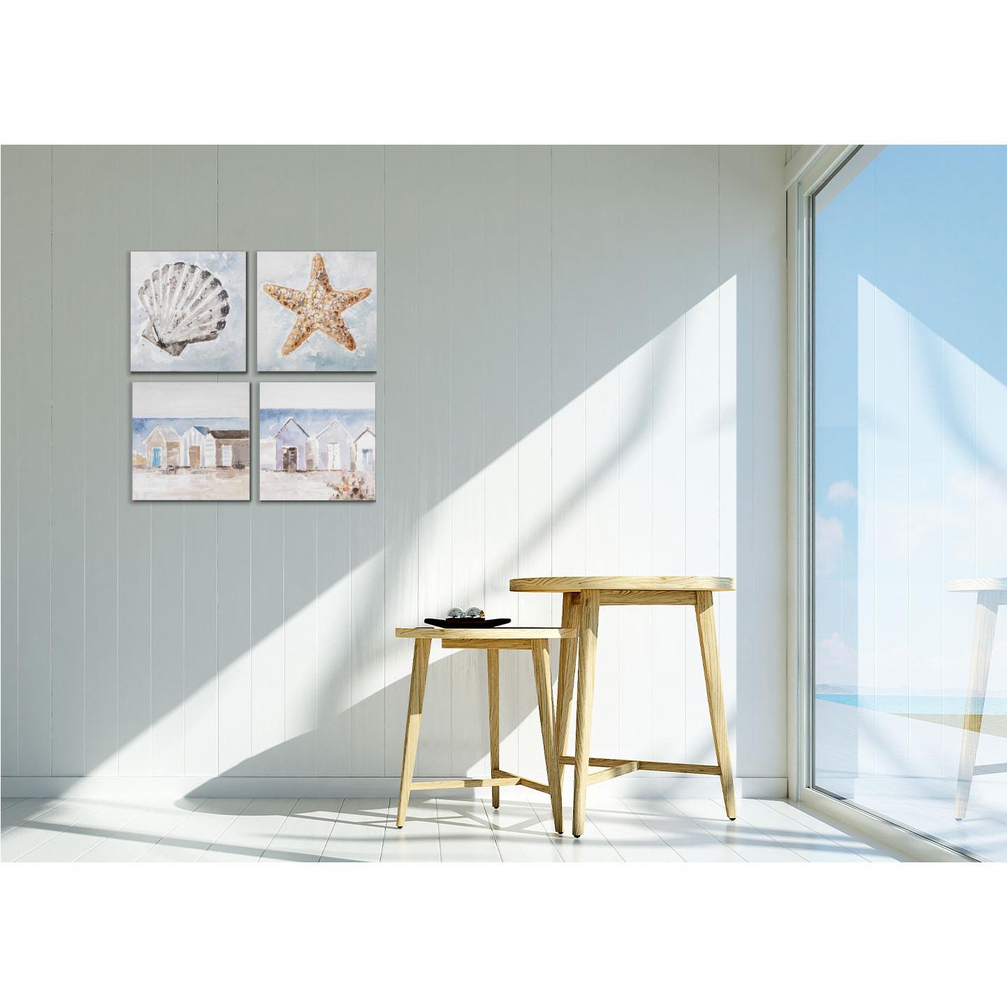 Quadri Per Bagno Moderno agave set 2pz quadri dipinti moderni con paesaggio 30x30