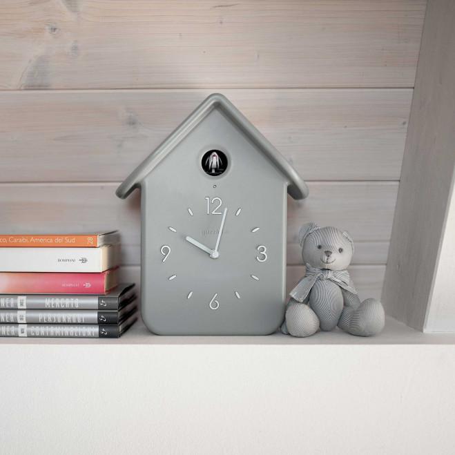 Orologio da parete a cucù con pendolo QQ