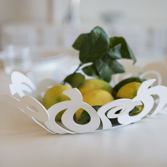Fruttiera Ovale