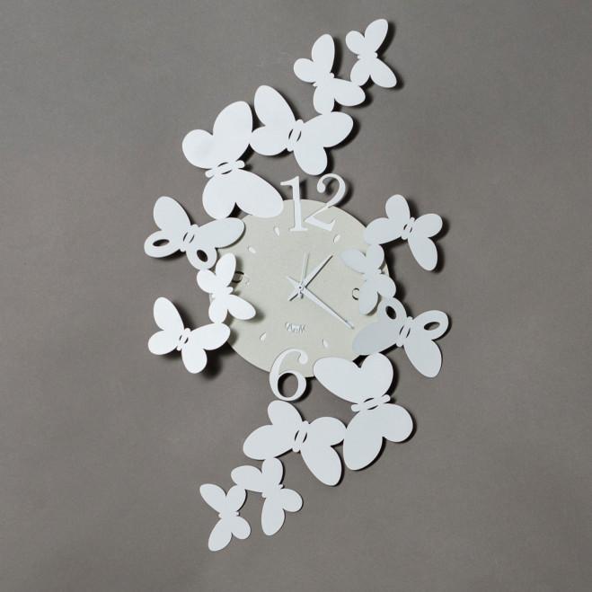 Orologio da parete moderno Papillon