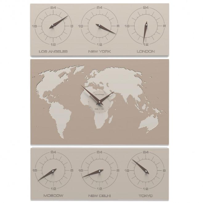 Orologio da parete verticale