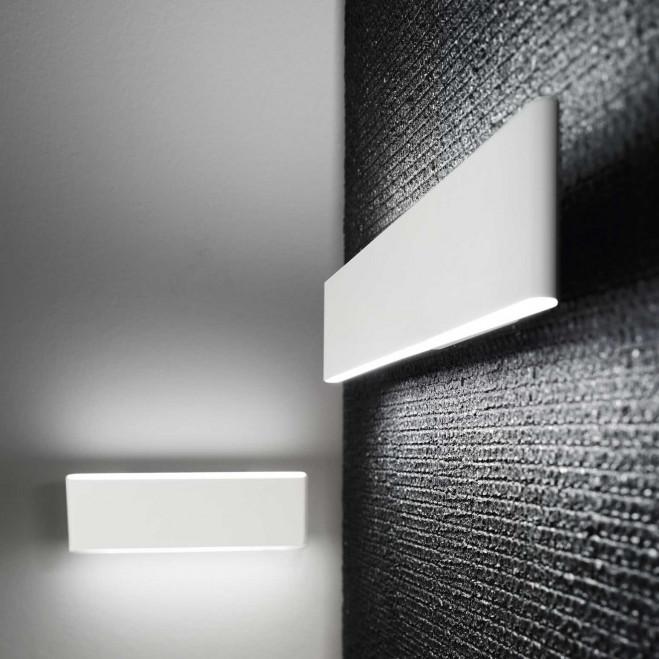 Applique da parete a LED in metallo design moderno per ingresso grande