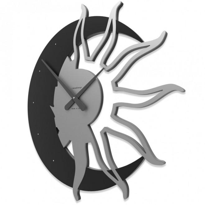 Orologio da parete con cristalli Swarovski