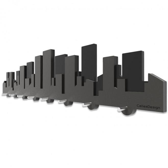Portachiavi magnetico da parete in legno