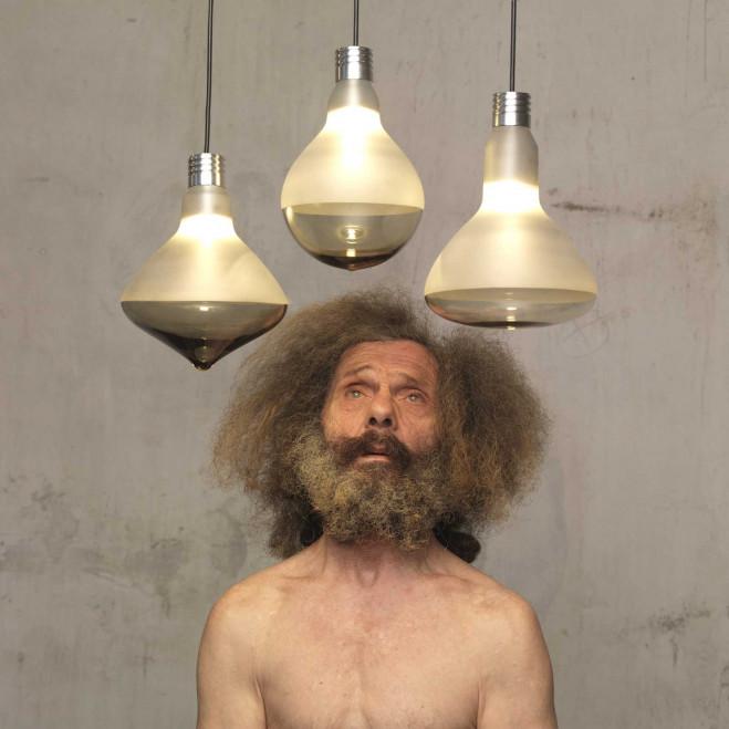 Sospensione goccia LED