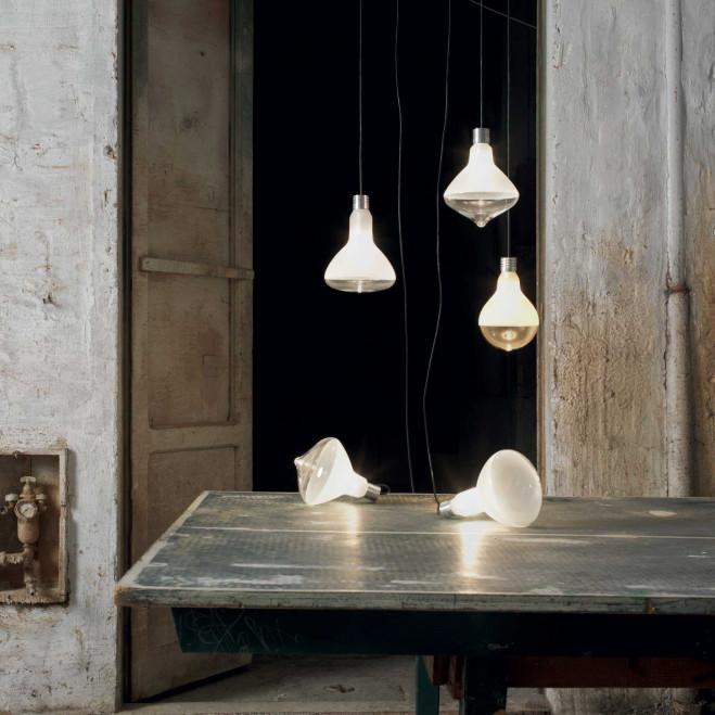 Sospensione boccia LED