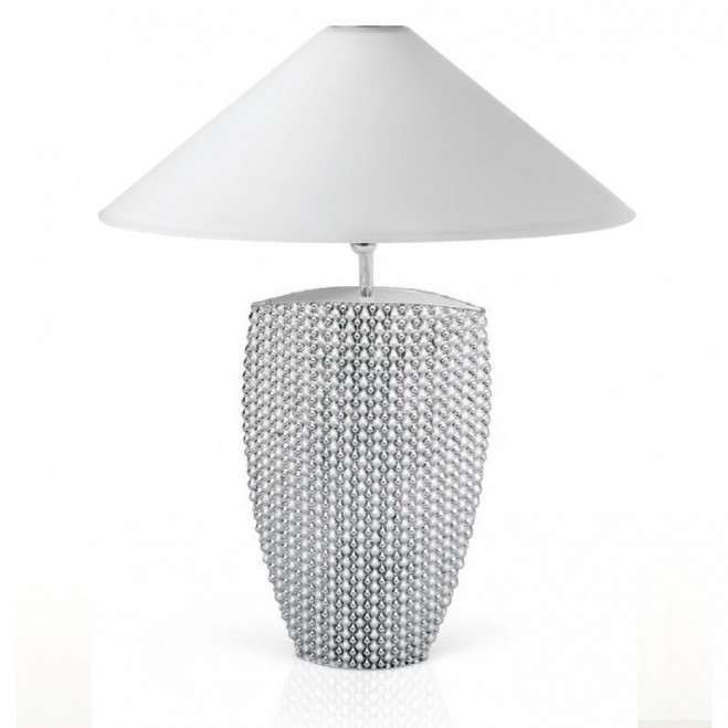 Lampada da Tavolo in vetro Metropolitan