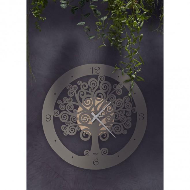 Orologio da parete grande rotondo portafortuna