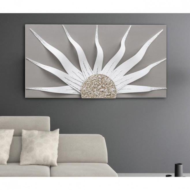 Pannello Solar Storm Bianco 160x80