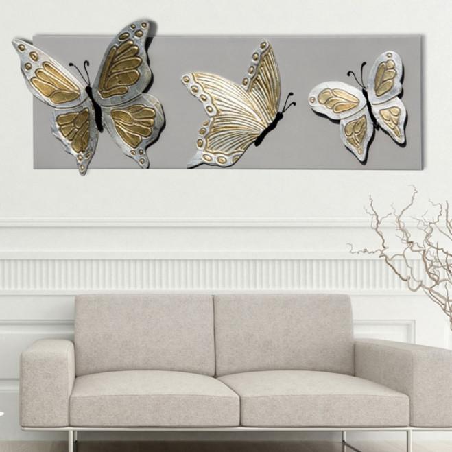 Quadro Butterflies Deluxe 157x58