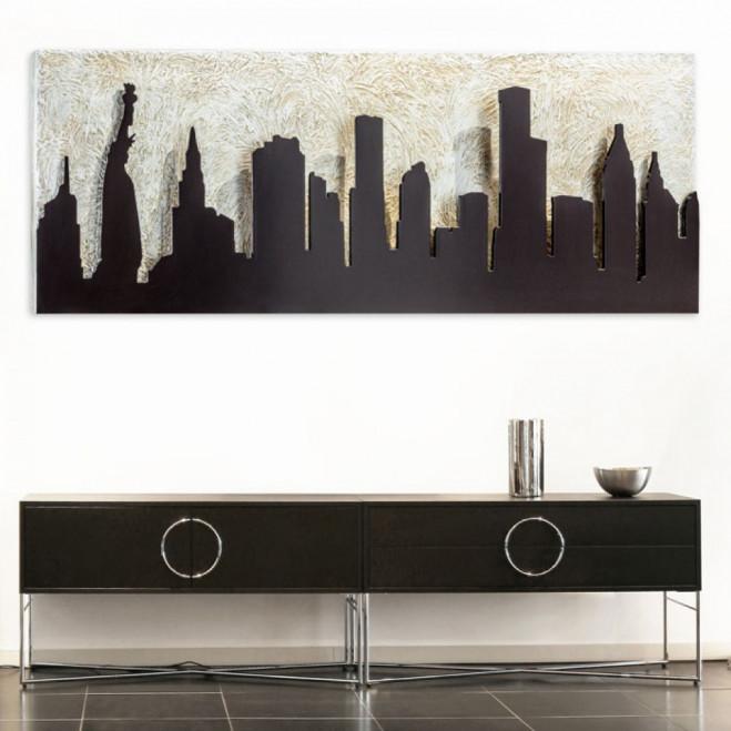 Quadro Manhattan 150x50