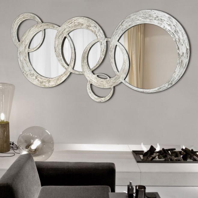 Specchiera 178x84 Circles