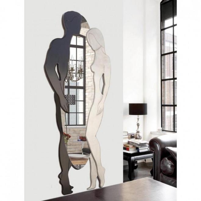 Specchiera 73x187 Adamo ed Eva