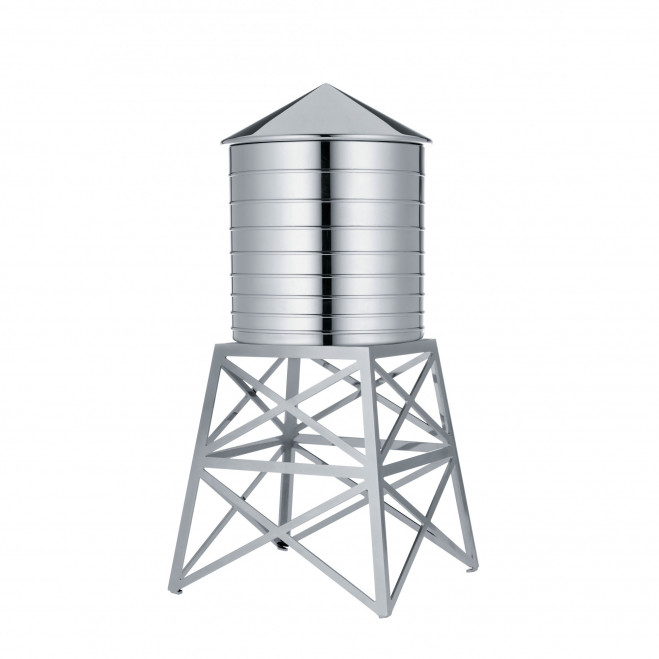Contenitore per alimenti Water Tower in acciaio