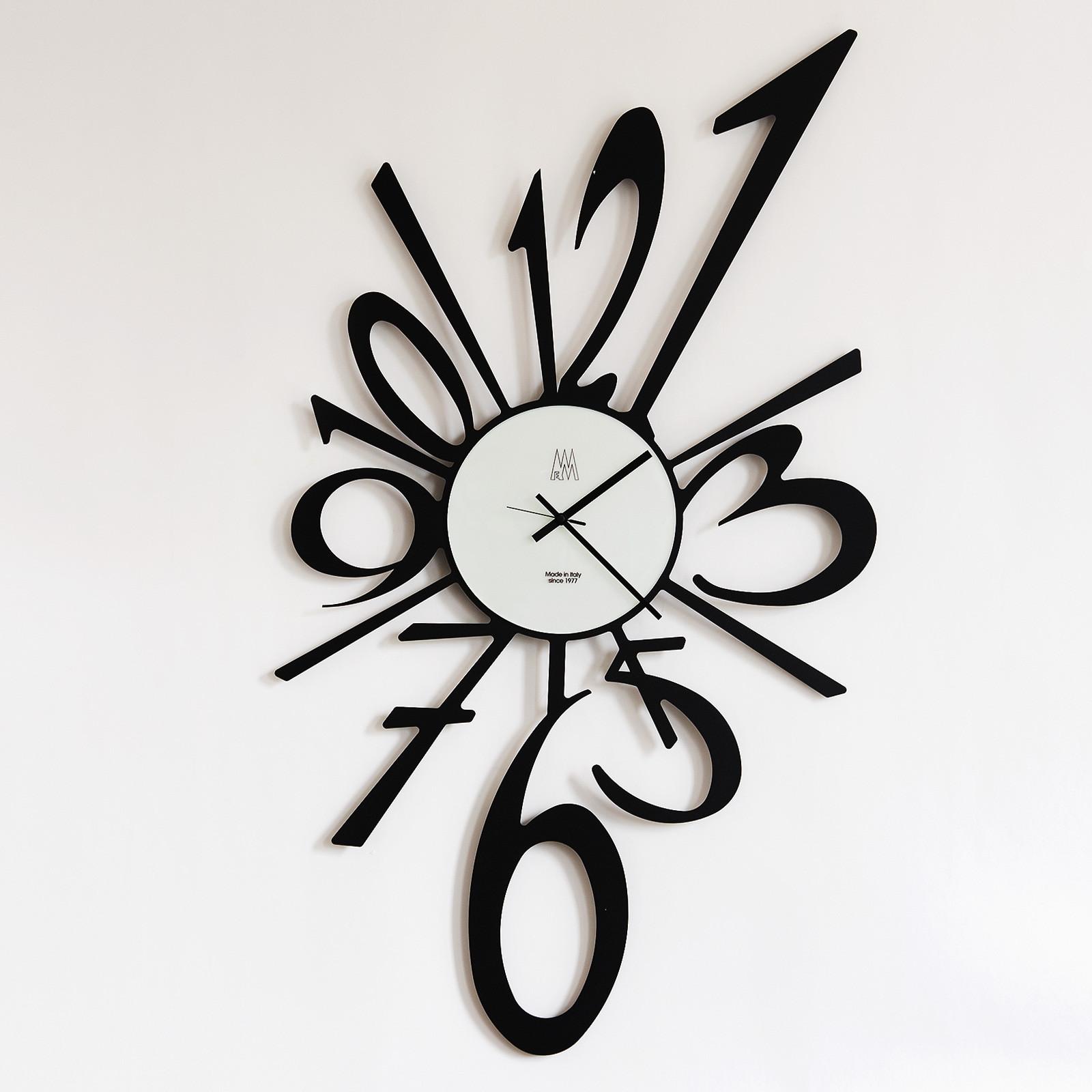 Arti e Mestieri serie Big bang orologio a parete in metallo in varie ...