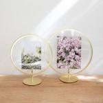 """Portafoto piccolo da tavolo in stile moderno """"Infinity"""""""