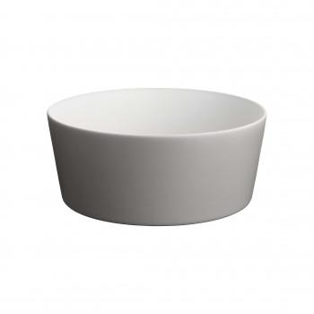 Alessi Insalatiera in ceramica stoneware Tonale Grigio Scuro    DC03/38DG
