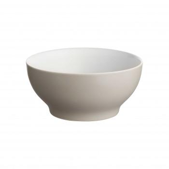 Alessi Set 4 pezzi ciotole rotonde piccole in ceramica stoneware Tonale Bianco    DC03/54WY