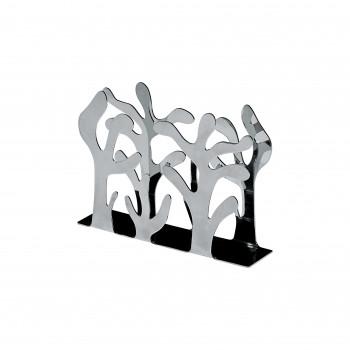 Alessi Portatovaglioli di carta verticale in acciaio inossidabile Mediterraneo     ESI03-