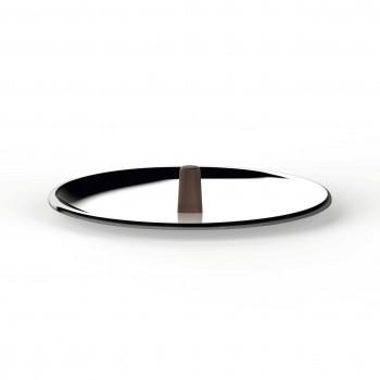 """Alessi Coperchio in acciaio inossidabile diametro 24"""" Edo Acciaio    PU200/24"""