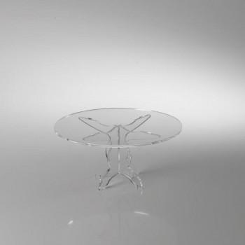 Vesta Alzata per dolci piccola in plexiglass Like Water Trasparente    0030500