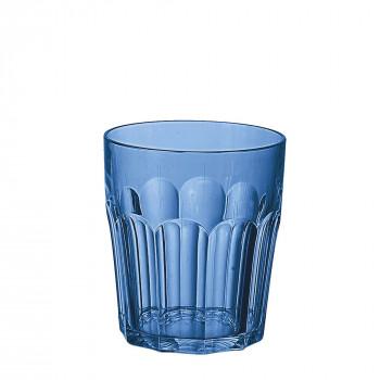 Guzzini Bicchiere molato piccolo in vari colori Happy Hour     072305