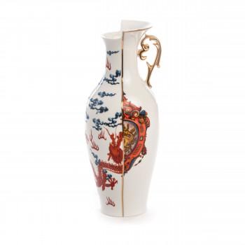 "Seletti Vaso in porcellana ""Hybrid-Adelma"""