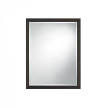 Pezzani Specchiera moderna con cornice in alluminio verniciato sabbiato Riflesso     0/530