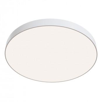 Maytoni Lampada da soffitto a LED XXXL rotonda in alluminio dal design moderno Zon  Lumen 9500 4000k Luce Naturale  C032CL-L96
