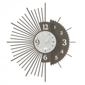 Arti e Mestieri Orologio da parete in metallo dal design moderno Miro     3517