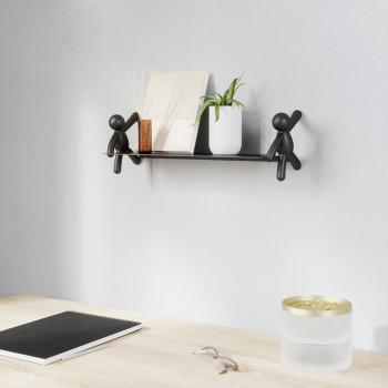 Umbra Mensola da parete in stile moderno Buddy     1015705