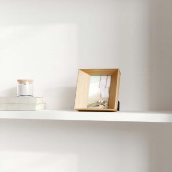 Umbra Portafoto in legno orientabile in stile moderno      1016768