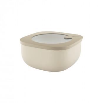 """Guzzini Contenitore basso in plastica per alimenti misura """"M"""" Store&More     170702"""