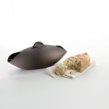 Lekuè Stampo per pane piccolo in silicone  Marrone    1841978