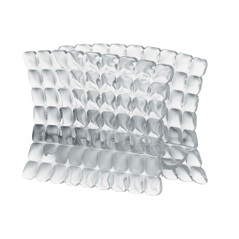 Guzzini Portatovaglioli da tavola moderno verticale Tiffany