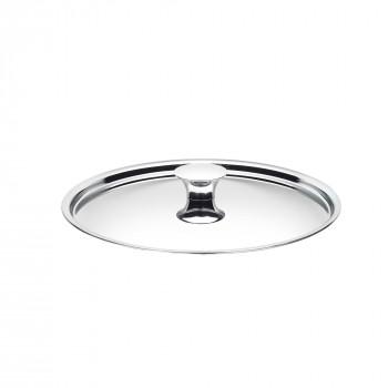 "Giannini Coperchio in acciaio inox diametro 28"" Kuoka Acciaio    2100040"