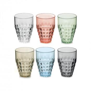 Guzzini Bicchieri per acqua alti Set 6pz Tiffany     225701