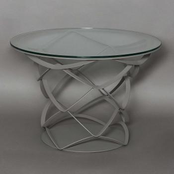 Arti e Mestieri Tavolino tondo Origami
