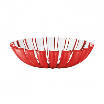 Guzzini Cestino per alimenti in materiale plastico lucido Grace     297400