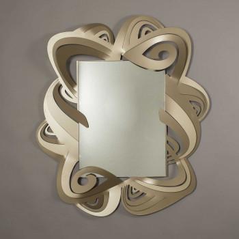 Arti e Mestieri Specchio da parete Penelope