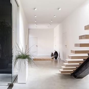 Fabas Luce Faretto da soffitto 1 luce dal design moderno Vasto     3428-71