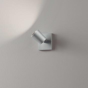 Fabas Luce Faretto da parete 1 luce con struttura in alluminio Modo     3451-81