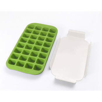 Lekuè Stampo per cubetti di ghiaccio in resina  Verde