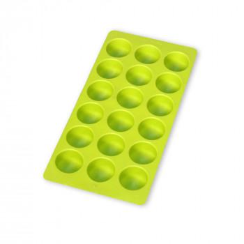 Lekuè Stampo Sfera per Ghiaccio in resina  Verde    5440190