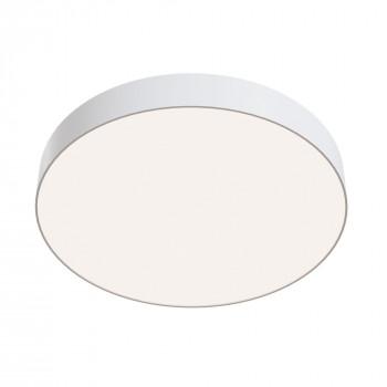 Maytoni Lampada da soffitto a LED XXL rotonda in alluminio dal design moderno Zon  Lumen 4200 4000k Luce Naturale  C032CL-L48