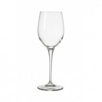 Brandani Calice per vino in vetro set 6pz Oblio Trasparente    54980