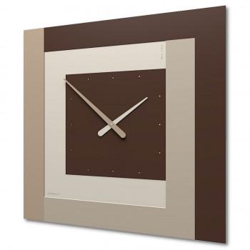 CalleaDesign Orologi da parete per cucina moderno di grandi dimensioni Clock