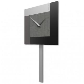 CalleaDesign Orologio a pendolo moderno da parete Pendulum