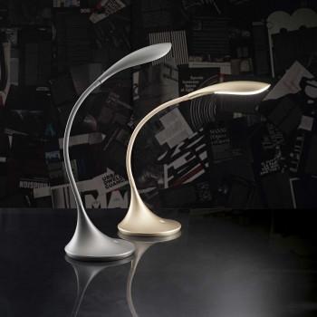 Perenz Lampada da tavolo a LED flex dal design moderno per ufficio e camera   Lumen 480 3000k Luce Calda