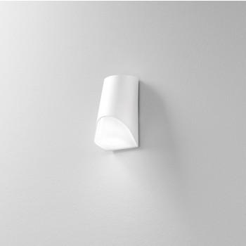Perenz Applique monoemissione per esterni in alluminio e diffusore in acrilico satinato Roof     6726